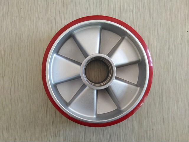 寧波耐用的鋁芯聚氨酯輪哪里買,上海鋁芯聚氨酯輪