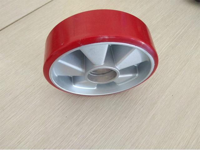 超好用的铝芯聚氨酯轮江北宇胜橡塑制品供应_上海铝芯聚氨酯轮