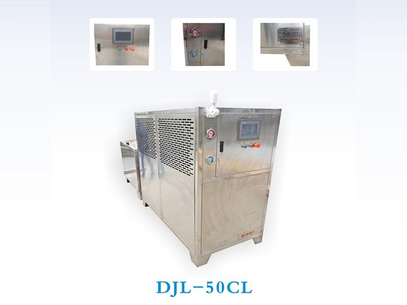 德捷力冷冻畅销的柜式风冷速冻机DJL-30KG/H出售_浙江包子浸液式速冻机