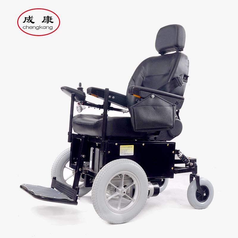 云南电动越野行走代步轮椅-成康轮椅_专业电动越野行走代步轮椅供应商