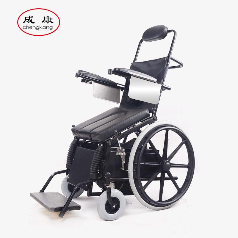 买老年轮椅代步车优选成康轮椅 可孚