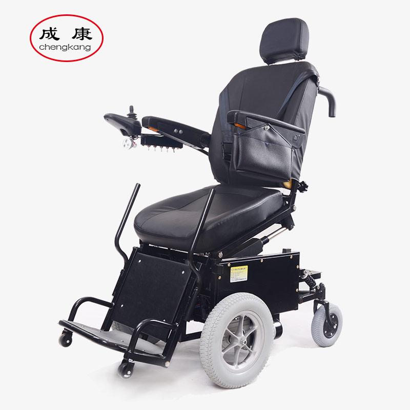 云南半自动站立电动轮椅_供应潍坊性价比高的半自动站立电动轮椅