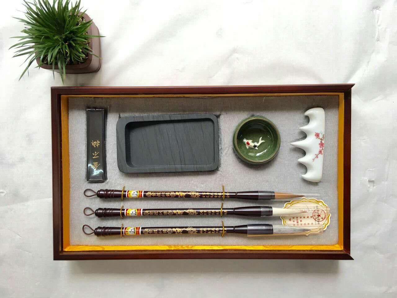 龙岩毛笔礼盒|不错的毛笔哪里有卖