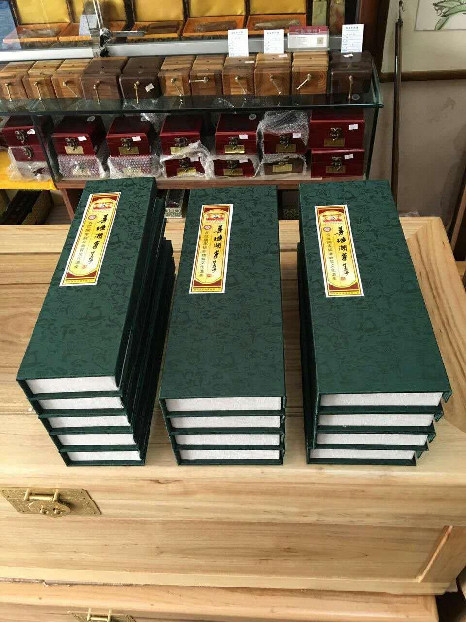 福建毛笔礼盒-高质量的毛笔-就在鹭源轩画苑