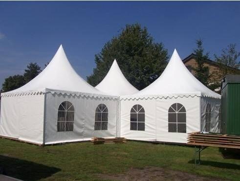 尖顶篷房出售|欧式尖顶帐篷厂家