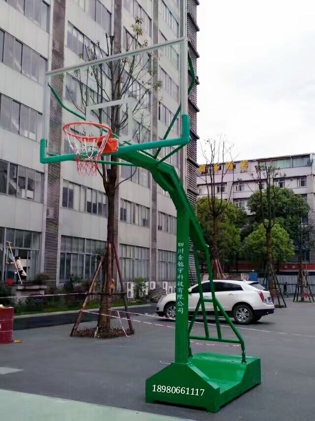 四川品牌好的蓝球架厂推荐,篮球架厂家直销