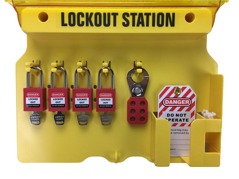 声誉好的锁具站包供应商当属洛科安防用品|怎么挑选锁具站 包