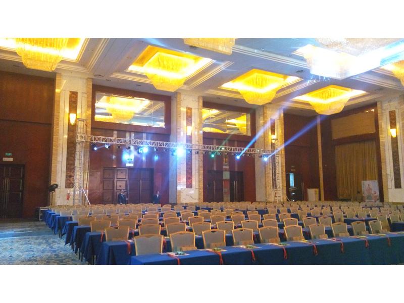 白银舞台灯光音响-高质量的灯光音响供销