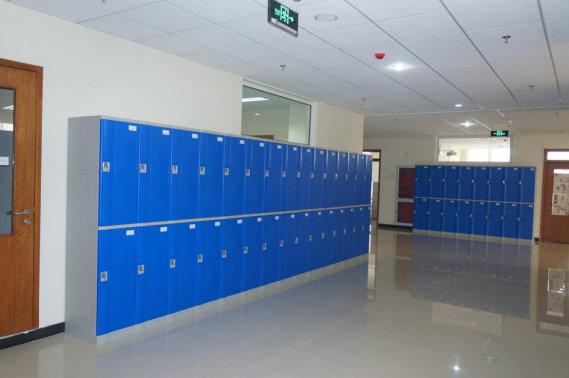 致博家居专业供应学生书包柜-西安学生书包柜厂家
