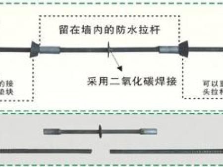 内蒙古穿墙螺栓-的河南穿墙螺栓供应商