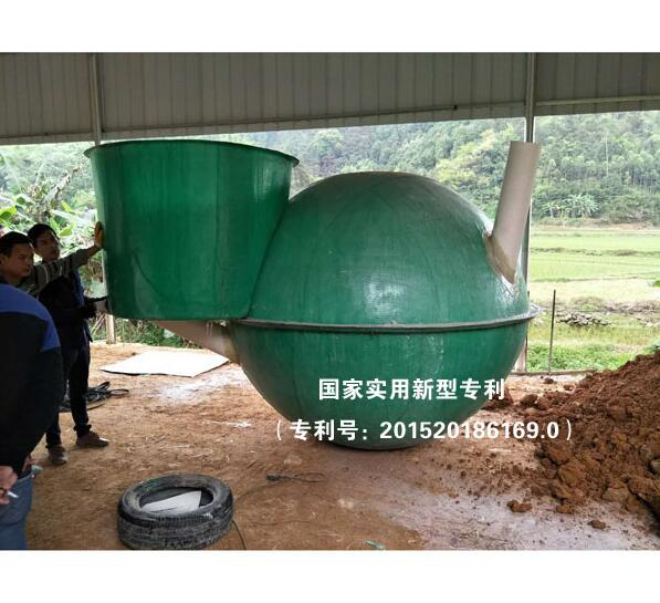 博白农村家用沼气池安装-想买好用的沼气池-就来北海运龙环保材料