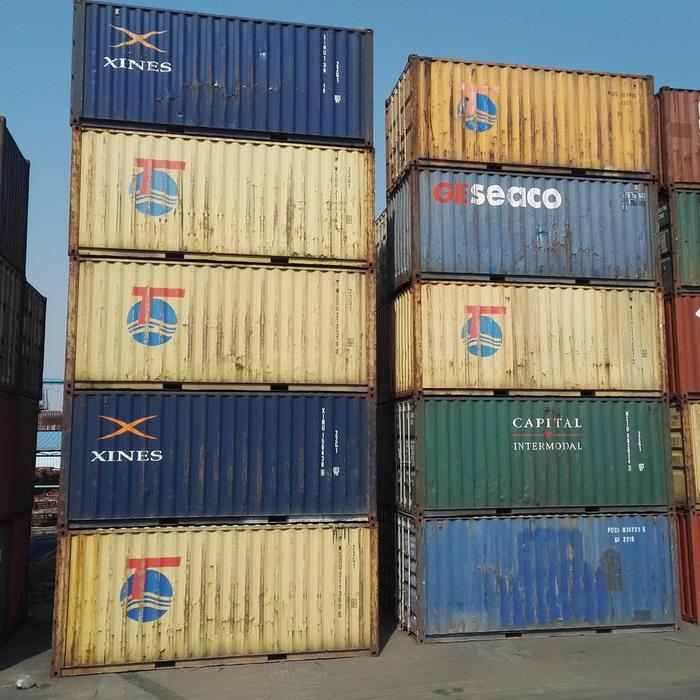 选质量好的集装箱,就到启众-外贸集装箱