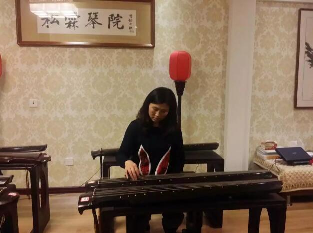 【松霖琴院】烟台古琴专业培训 烟台古琴培训价格
