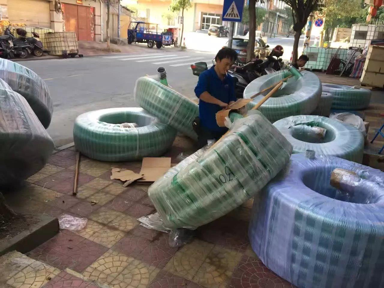 石狮塑料管-哪里能买到口碑好的PVC钢丝管