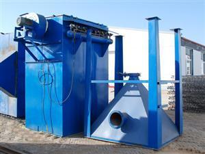 DMC-200袋_宏保除尘设备提供划算的脉冲单机布袋除尘器