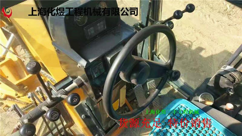 190型二手平地机-上海化煜工程机械供应的二手平地机多少钱