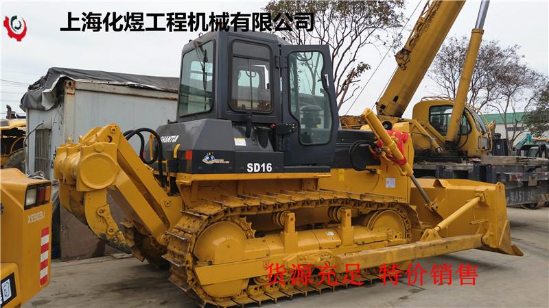 北京山推推土机-供应上海品质好的二手推土机