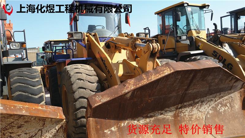 二手装载机性能_上海化煜工程机械供应的二手装载机怎么样