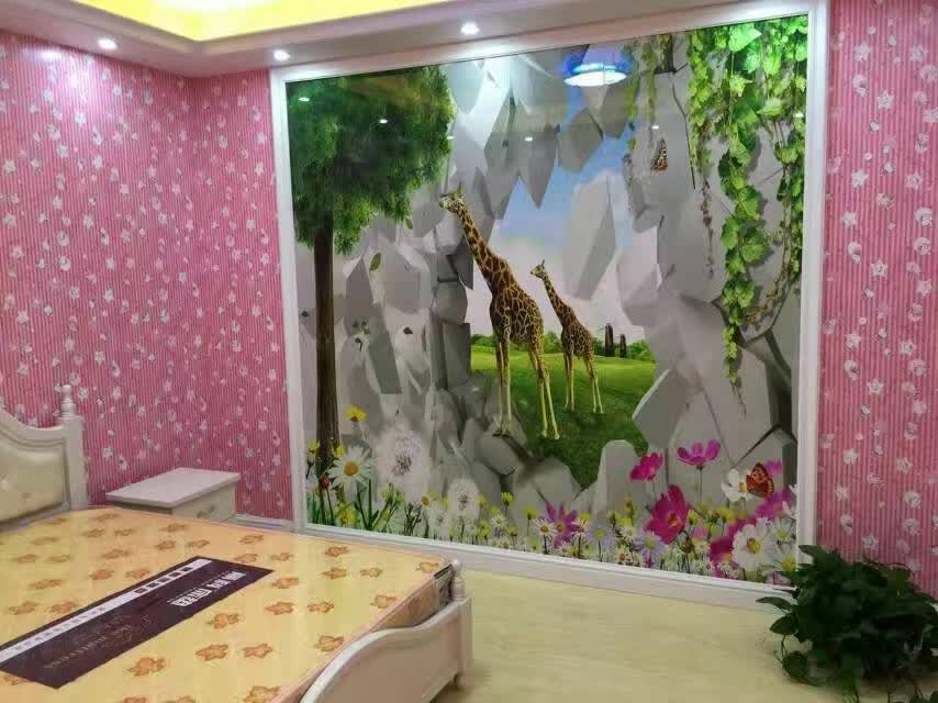 南宁背景墙装饰,广西艺术背景墙装修找新浦建筑装修装饰公司