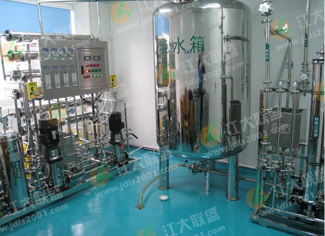 江大联盛水处理科技质量良好的纯化水设备_销售纯化水设备 制药