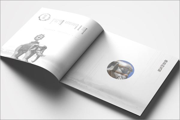 郑州画册设计