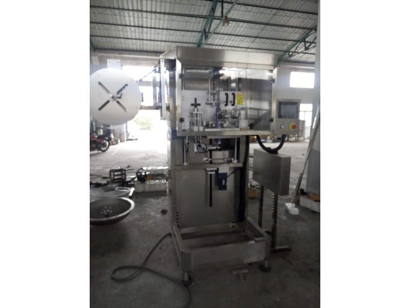 中国自动套标机-九州环保设备高性价自动套标机出售