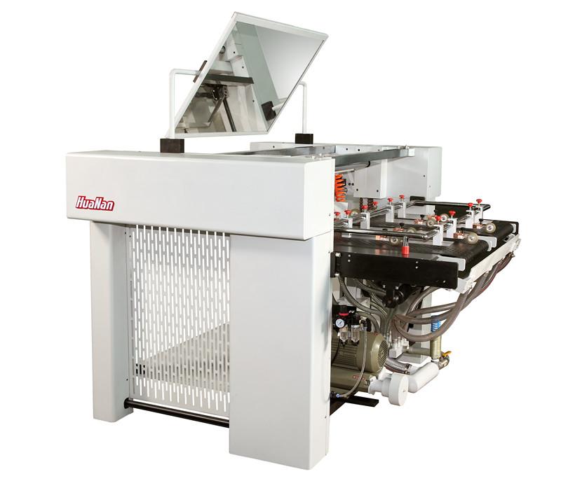 收纸机价格_华南机械供应厂家直销的镭射转移机