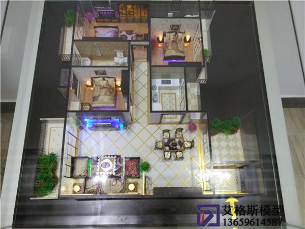 南宁房地产剖面模型-艾格斯模型专业制作房地产剖面模型