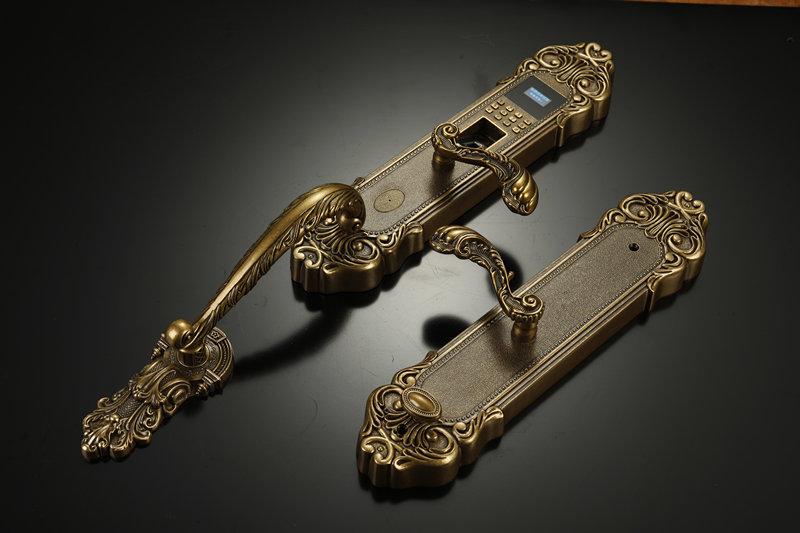 指纹锁注册送|陕西优惠的指纹锁批发