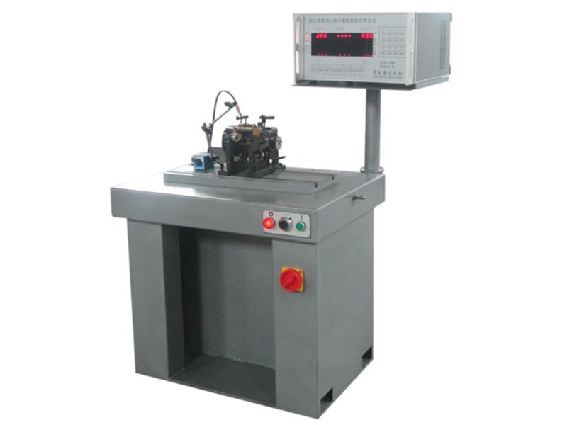 选购好用的圈带传动平衡机就选浙江动之衡平衡机制造 电机转子动平衡机