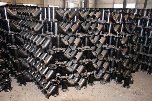 北京新兴管道提供的铸铁管好不好——代理大连国标排水铸铁管-现货批发各种铸铁管件
