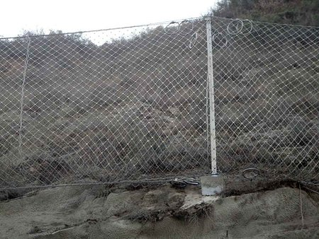 被动山体防护网规格
