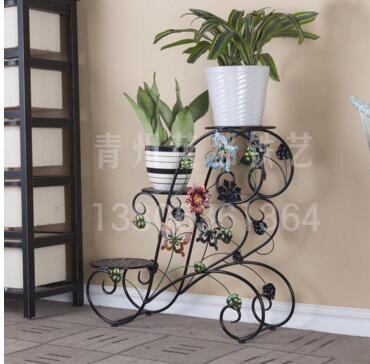 室内铁艺花架-口碑好的铁艺花架市场价格