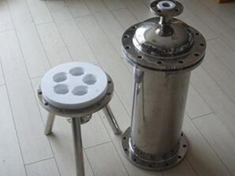【推荐】汉之康净化设备供应衬四氟过滤器 衬四氟过滤器价位