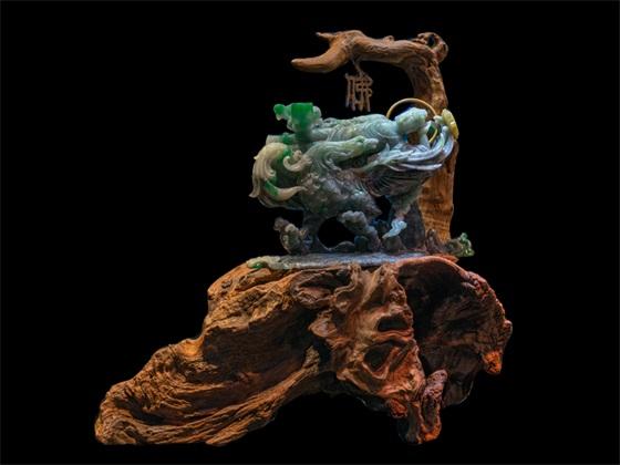 翡翠手镯|广东口碑好的肇庆玉石摆件供应