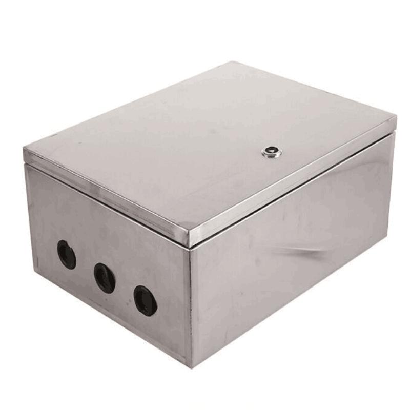 不锈钢配电箱上哪买比较好 厂家定做非标尺码JXF系列挂壁基业箱加厚不锈钢配电箱配电柜代理加盟