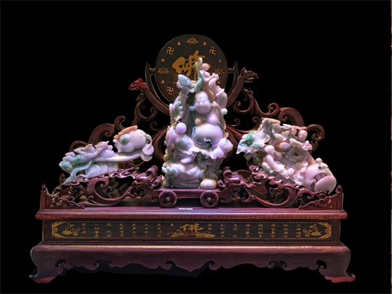 肇庆款式精美的翡翠玉石摆件哪里可以买到_翡翠玉石商家