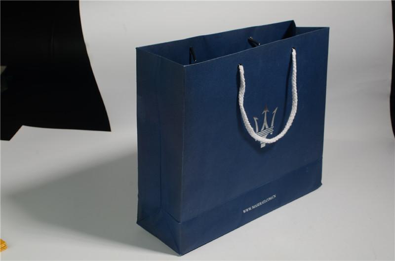 深圳优惠的设计印刷礼物包装时尚精美纸手提袋供销,手提袋