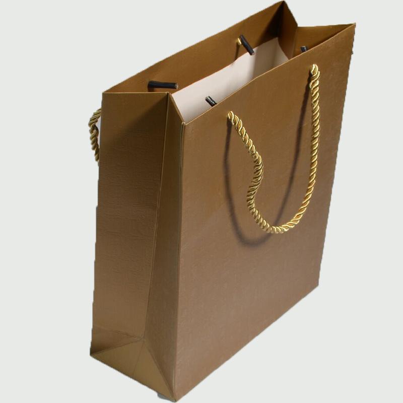 广东口碑好的手提袋铜版纸节日礼物饰品包装手提纸袋子厂家|出售包装手提袋