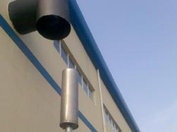 蒸汽排空消声器厂家-河南价位合理的蒸汽排空消声器供应