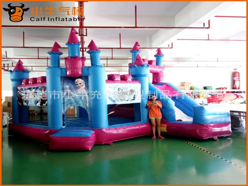 潮州充氣城堡噴繪跳床滑梯-東莞有品質的充氣城堡