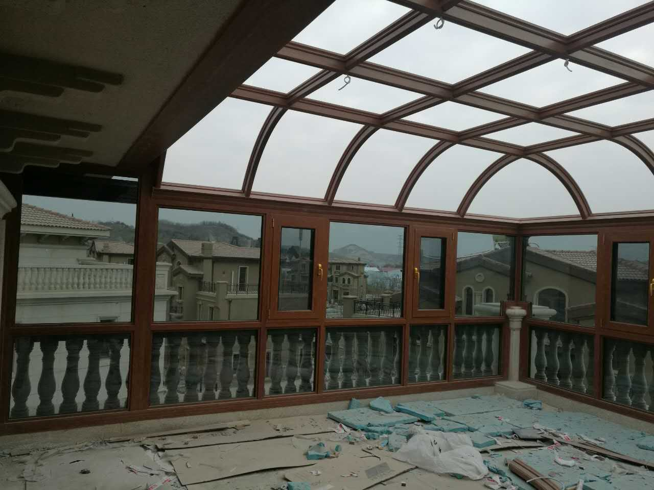 定西阳光房-选购兰州阳光房设计安装认准固瑞特建材
