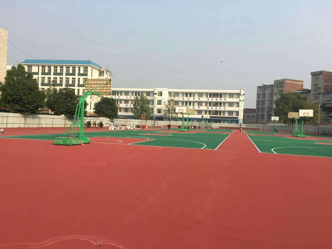 想买满意的全塑型跑道就到广州腾威科技-中国专业全塑型跑道
