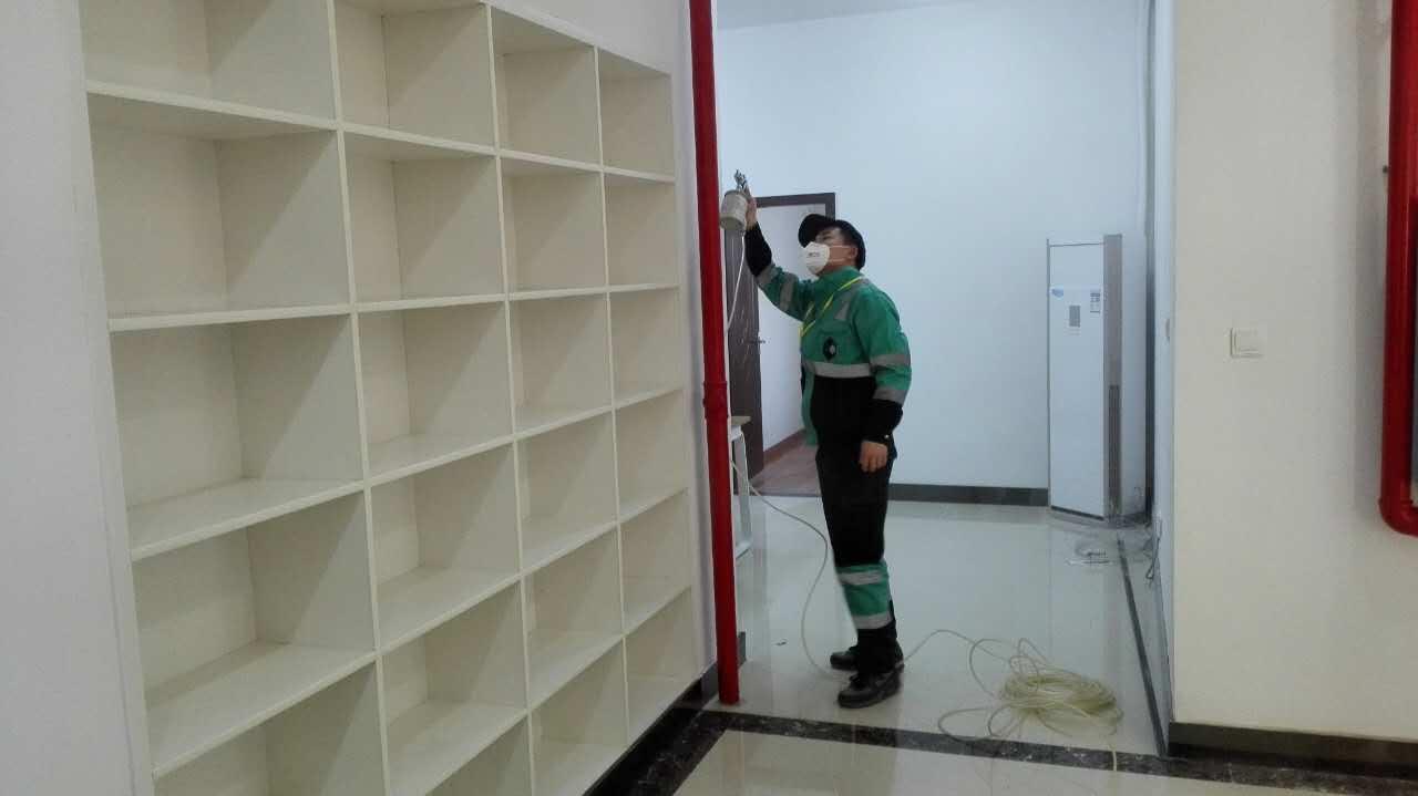 湖北可靠的员工宿舍除甲醛治理服务|室内甲醛怎么除