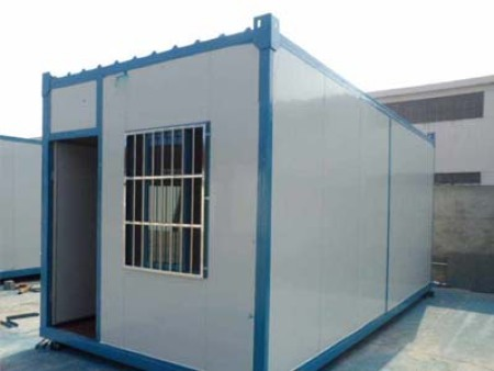 集装箱式宿舍每天价格是多少?
