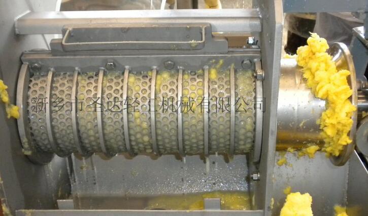 新乡螺旋脱水机选圣达轻工机械_价格优惠|螺旋脱水机怎么操作