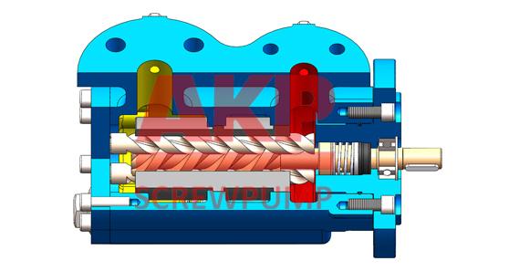 实用的锅炉燃烧——专业的SPF高压燃油三螺杆泵,南京艾科泵业倾力推荐