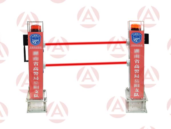 激光对射探测器-供应广州物超所值的便携式激光对射探测器警用