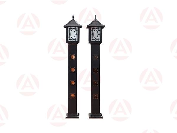 激光对射厂家_艾礼富电子科技出售好用的灯饰型隐形激光探测器