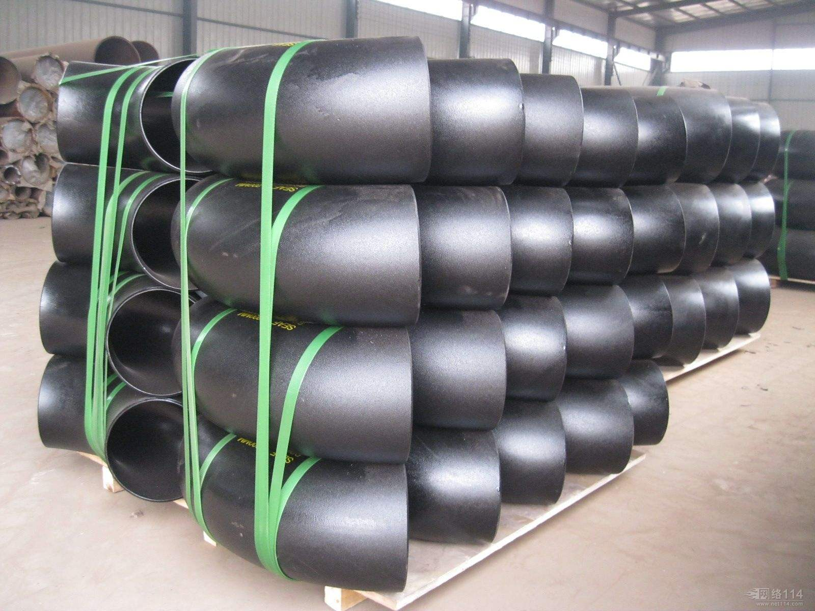 碳钢弯头厂家|供应河北质量良好的碳钢冲压弯头